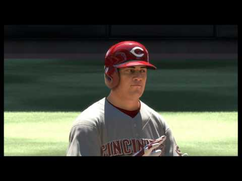 MLB The Show 17 | Reds vs. Brewers | Miller Park