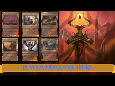 Crazy Expensive MTG Cards Hour Of Devastation Mythic Invocations  #MTGHOU