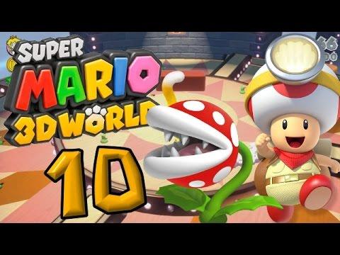 Super Mario 3D World Part 10: Extremer Zeitmangel!