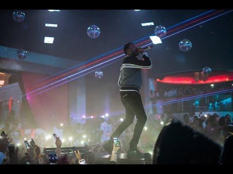 Meek Mill's Residency Debut at Drai's Nightclub Las Vegas