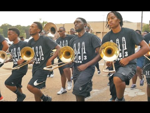 Jackson State Marching Out (2016) Thee Merge