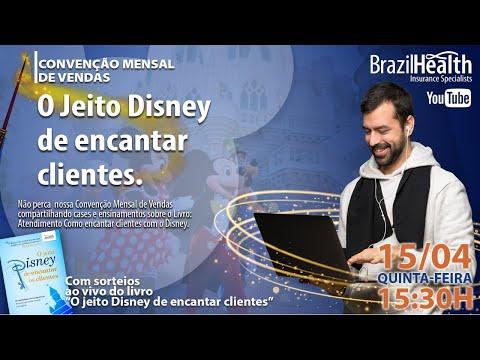 Convenção de Vendas Abril - Case o Jeito Disney de Encantar Clientes