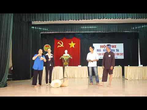 TP hội thi nhà nông đua tại của xã Phi Liêng huyện Đam Rông Lâm Đồng