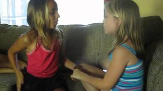 Old fashioned fun singing and clapping game--ABC