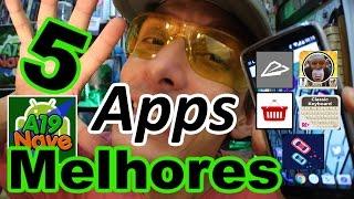 #089 - Os 5 melhores aplicativos para Android - #A19-138