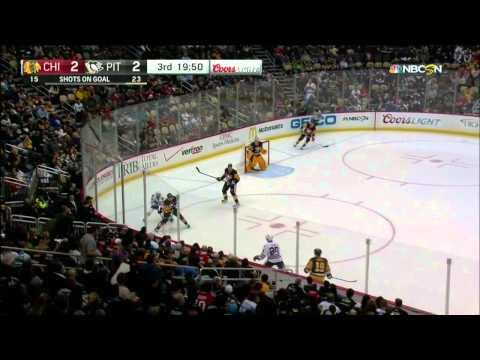 Pittsburgh Penguins @ Chicago Blackhawks 21.01.2015