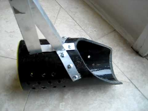 Long Handle Sand Scoop Home Made Easy And Cheap Metal