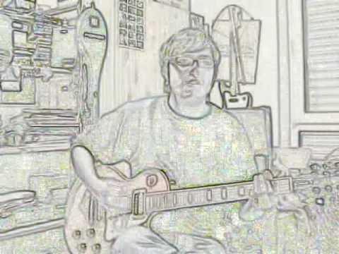 Bodo Wartke - PC Denzfall cover (Bluesgitarre)
