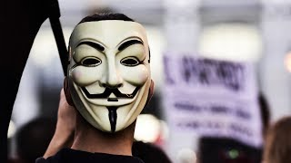 Anonymous - Message for all of Humanity II