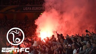 How Cologne fans took over Emirates Stadium before Arsenal match | ESPN FC