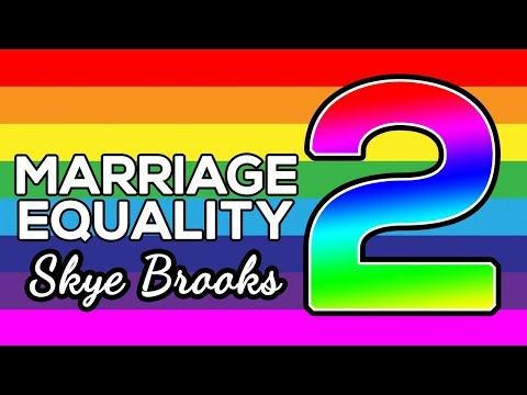 Australian Marriage Equality Vote YES Number 2 by Skye Brooks