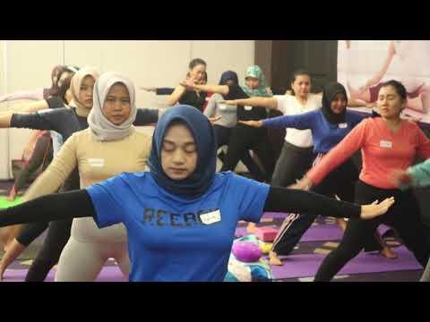 VLOG Yoga: Pelatihan lagi euy batch 27 nih di Jakarta