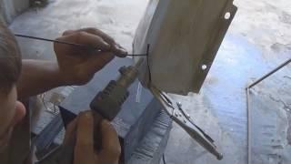 видео Ремонт бампера Киа Церато