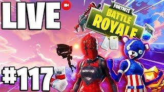FORTNITE PS4 🔴⚜️ LIVESTREAM | NEW SKINS AND CONGRATULATIONS TO ME | #117 #FORTNITE #2K
