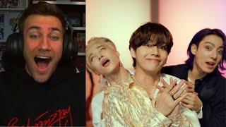 Download THE VIDEO! 🤣😆 BTS  'Butter' Hotter Remix Official MV - REACTION