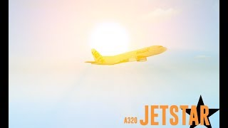 [ROBLOX] Flight Onboard Jetstar Airways!