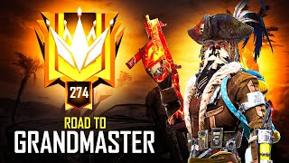 Free Fire Live Road To GrandMaster Gameplay | Garena Free Fire Live