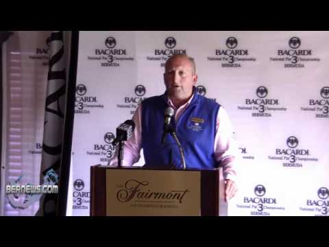 Anthony Mocklow 2nd Annual Bacardi National Par-3 Championship Bermuda March 24th 2011