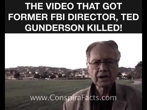 The video that cost Ted Gunderson his life