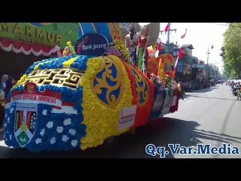 Karnaval Kota Magelang  26 Agustus 2017 Part 1