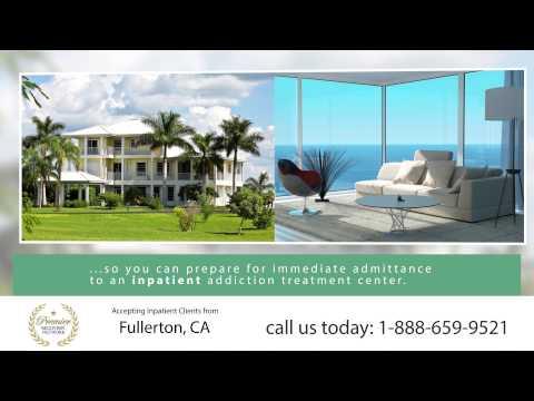Drug Rehab Fullerton CA - Inpatient Residential Treatment