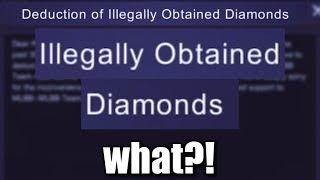 ILLEGAL OBTAINED DIAMONDS thumbnail