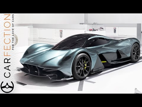 Aston Martin Valkyrie AM-RB 001: Aston Martin and Red Bull Racing Hypercar – Carfection