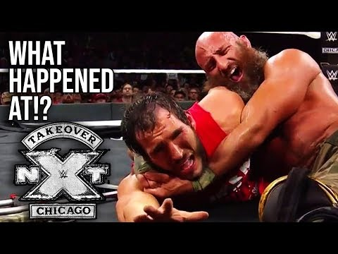 WHAT HAPPENED AT: NXT TakeOver Chicago