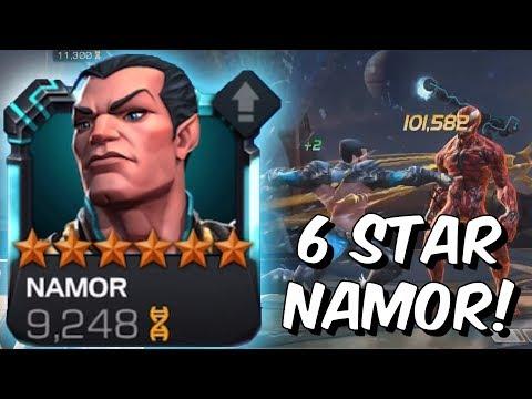 6-star-namor-level-up-&-gameplay---beyond-god-tier-burst---marvel-contest-of-champions