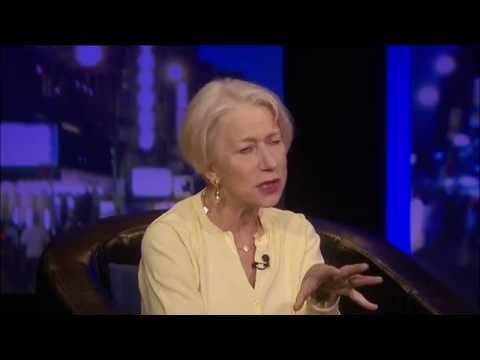 """Theater Talk: Helen Mirren - """"The Audience"""""""