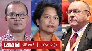 Vụ 39 tử thi ở Anh - mộng đổi đời và con đường oan nghiệt - BBC News Tiếng Việt