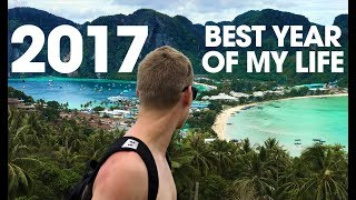 BRODIE TOLLER - WHY 2017 WAS THE BEST YEAR OF MY LIFE.