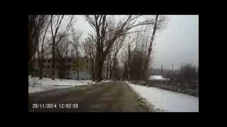 Цюрупинск(Цюрупинск. Херсонская область. После снега в ноябре. ЖилПоселок., 2014-11-30T11:21:12.000Z)