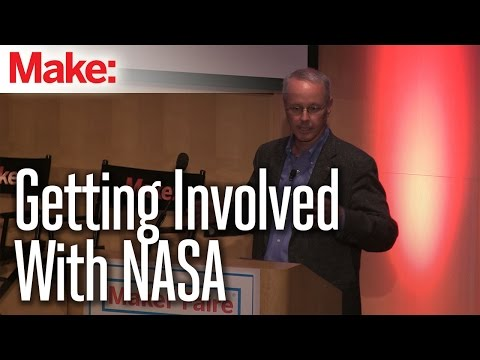 NASA Technology Drives Exploration (And How You Can Get Involved) - David Miller