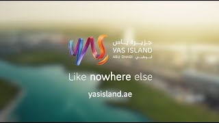 Yas Island - Like nowhere else