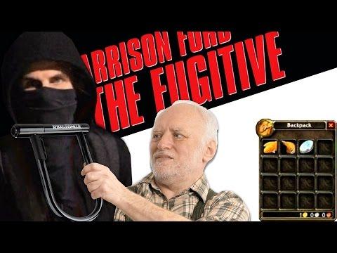 The Bikelock Fugitive of Berkeley
