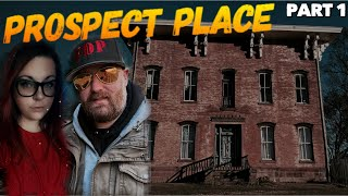 GHOSTLY VOICES   Ohio's PROSPECT PLACE   Part 1