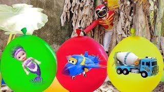 Trò Chơi Bé Vui Khu Vườn Bong Bóng ❤ ChiChi ToysReview TV ❤ Đồ Chơi Trẻ Em Baby Fun Song
