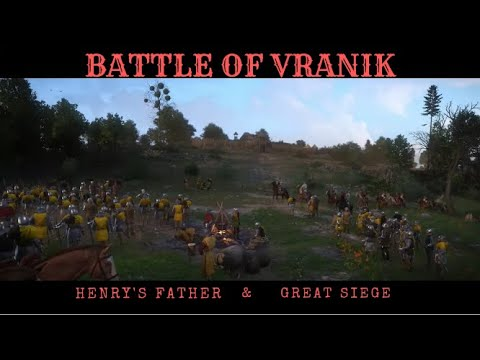 Kingdom Come - BATTLE OF VRANIK (Henry's Father Identity Revealed!)