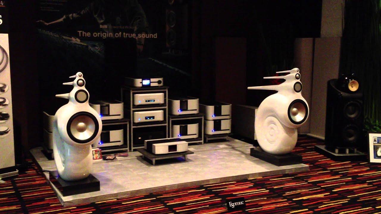 bav 2013 bangkok show b w nautilus classe amps tara labs. Black Bedroom Furniture Sets. Home Design Ideas