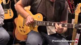 Snamm '15 - Vintage Guitars Lemon Drop, V6 Icon, & V100mu Demos