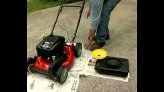 Briggs & Stratton: Tune-Up Your Mower