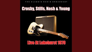Provided to YouTube by IIP-DDS Helplessly Hoping (Live) · Crosby, Stills, Nash & Young Live At Lakehurst 1970 ℗ BBM2 Released on: 2020-02-05 Music ...