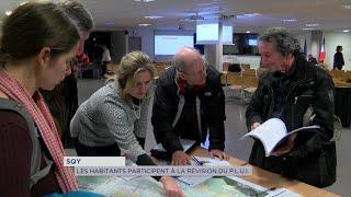 Yvelines | SQY : Les habitants participent à la révision du PLUi