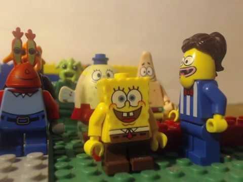 For oh hi mark) Annoying Goose: Spongebob Attacks WTF Boom