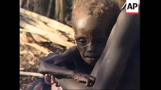 SUDAN: FAMINE SITUATION SHOWING SIGNS OF IMPROVING