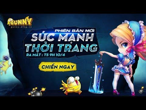 Gunny: Sức Mạnh Thời Trang - Phiên bản mới T4