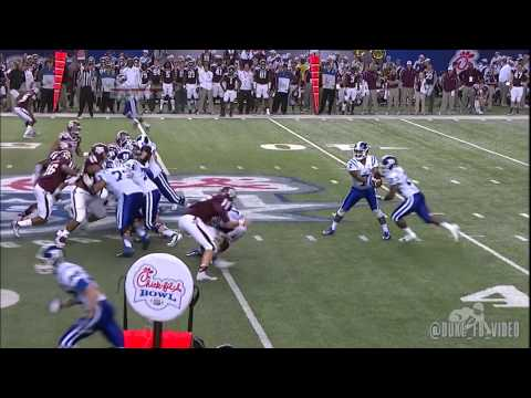 Official Juwan Thompson Career Highlights | Duke Football