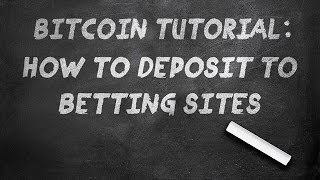 Video How To Use Bitcoin For Sports Betting download MP3, 3GP, MP4, WEBM, AVI, FLV Mei 2018