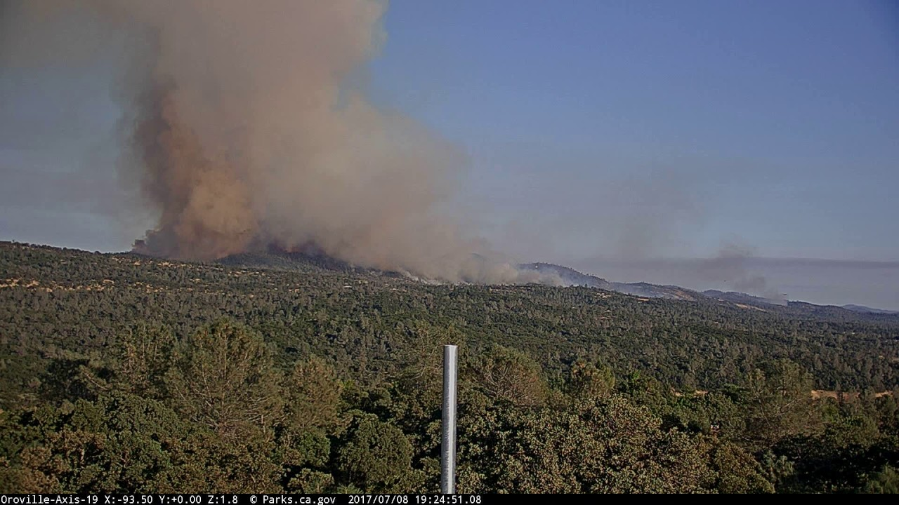 AlertWildfire mountaintop camera network tracked 240 western